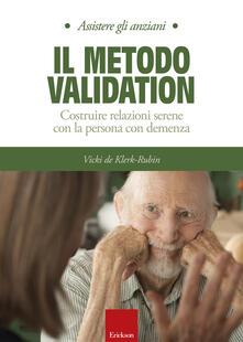 Criticalwinenotav.it Il metodo Validation. Costruire relazioni serene con la persona con demenza Image