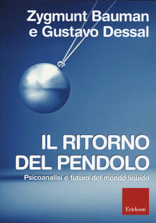 Equilibrifestival.it Il ritorno del pendolo. Psicoanalisi e futuro del mondo liquido Image