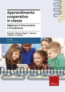 Radiospeed.it Apprendimento cooperativo in classe. Migliorare il clima emotivo e il rendimento Image