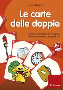 Vitalitart.it Le carte delle doppie. Giochi e attività per lo sviluppo delle competenze ortografiche. CD-ROM Image