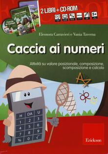 Librisulladiversita.it Caccia ai numeri. Kit. Con CD-ROM Image