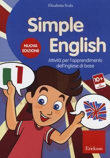 Cocktaillab.it Simple English. Attività per l'apprendimento dell'inglese di base. CD-ROM Image