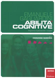 Antondemarirreguera.es Abilità cognitive. Programma di potenziamento e recupero. Vol. 5: Cognizione numerica. Image