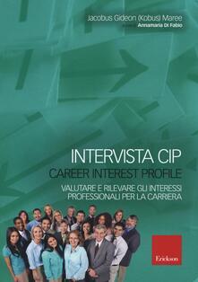 Intervista CIP-Carrer interest profile. Valutare e rilevare gli interessi professionali e di carriera.pdf