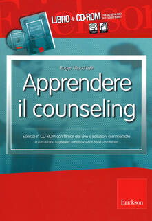 Daddyswing.es Apprendere il counseling. Con CD-ROM Image