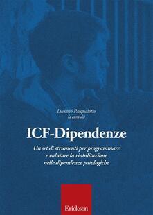 Fondazionesergioperlamusica.it ICF dipendenze. Un set di strumenti per programmare e valutare la riabilitazione nelle dipendenze patologiche Image