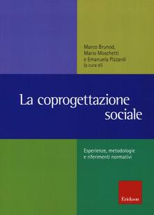 Camfeed.it La coprogettazione sociale. Esperienze, metodologie e riferimenti normativi Image