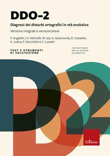 Festivalshakespeare.it DDO-2. Diagnosi dei disturbi ortografici in età evolutiva. Con aggiornamento online Image