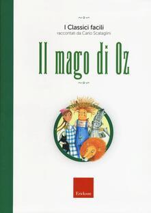 Il mago di Oz - Carlo Scataglini - copertina