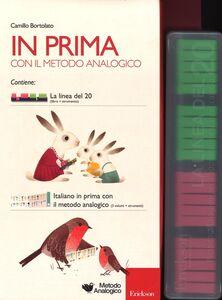 Foto Cover di In prima con il metodo analogico: La linea del 20-Italiano in prima con il metodo analogico, Libro di Camillo Bortolato, edito da Erickson