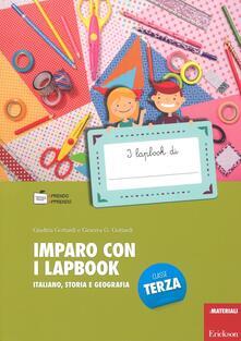Ristorantezintonio.it Imparo con i lapbook. Italiano, storia e geografia. Classe terza Image