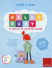 Mercatinidinataletorino.it Hello Ruby. Avventure nel mondo del coding. Ediz. a colori Image