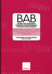 BAB. Batteria per assessment comport. della balbuzie.pdf