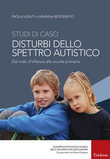 Antondemarirreguera.es Studi di caso. Disturbi dello spettro autistico. Dal nido d'infanzia alla scuola primaria Image
