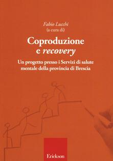 Winniearcher.com Coproduzione e «recovery». Un progetto presso i Servizi di salute mentale della provincia di Brescia Image