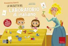Listadelpopolo.it La valigetta del laboratorio di italiano. Con gadget Image