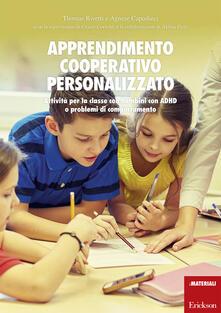 Listadelpopolo.it Apprendimento cooperativo personalizzato. Attività per la classe con bambini con ADHD o problemi di comportamento Image