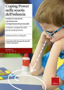 Listadelpopolo.it Coping power nella scuola dell'infanzia. Gestire le emozioni e promuovere i comportamenti prosociali Image