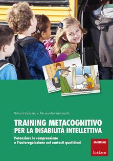 Squillogame.it Training metacognitivo per la disabilità intellettiva. Potenziare la comprensione e l'autoregolazione nei contesti quotidiani. Con schede Image
