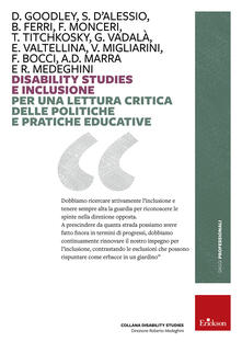 Filippodegasperi.it Disability studies e inclusione. Per una lettura critica delle politiche e pratiche educative Image