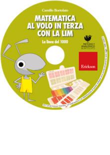 Librisulladiversita.it Matematica al volo in terza con la LIM. La linea del 1000 e altri strumenti per il calcolo. CD-ROM Image