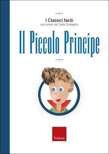 Il piccolo principe. Ediz. a colori. Con risorse online - Carlo Scataglini - copertina
