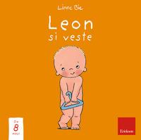 Leon si veste. Ediz. a colori - Bie Linne - wuz.it