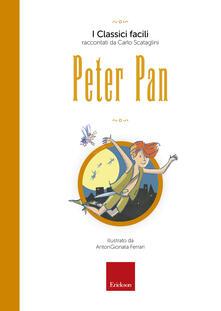 Voluntariadobaleares2014.es Peter Pan. Con audiolibro Image