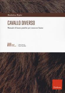 Antondemarirreguera.es Cavallo diverso. Manuale di buone pratiche per conoscere l'asino Image