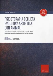 Secchiarapita.it Psicoterapia dell'età evolutiva assistita con animali Image