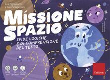 Milanospringparade.it Missione spazio. Sfide logiche e di comprensione del testo Image
