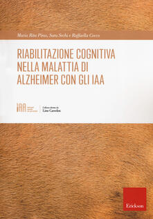Ascotcamogli.it Riabilitazione cognitiva nella malattia di Alzheimer con IAA Image
