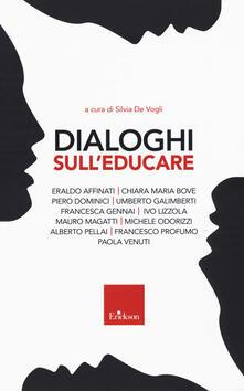 Listadelpopolo.it Dialoghi sull'educare Image