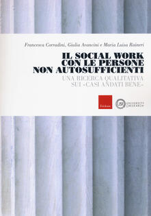 Promoartpalermo.it Il social work con le persone non autosufficienti. Una ricerca qualitativa sui «casi andati bene» Image
