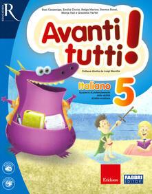 Antondemarirreguera.es Avanti tutti! Italiano. Per la Scuola elementare. Vol. 5 Image
