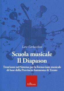 Voluntariadobaleares2014.es Scuola musicale Il Diapason. Trent'anni nel sistema per la formazione musicale di base della Provincia Autonoma di Trento Image