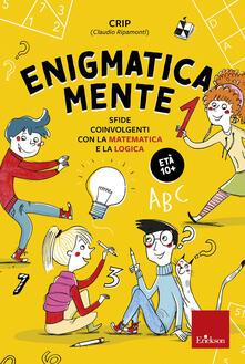 Promoartpalermo.it Enigmatica mente. Vol. 1 Image