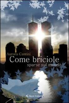 Come briciole sparse sul mondo - Aurora Cantini - copertina