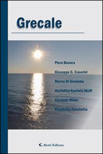 Libro Grecale