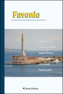 Favonio - copertina