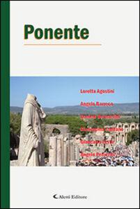 Foto Cover di Ponente, Libro di  edito da Aletti