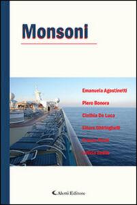 Foto Cover di Monsoni, Libro di  edito da Aletti