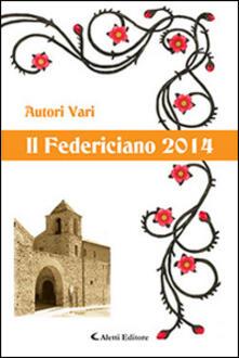 Il Federiciano. Libro ambra - copertina