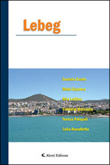 Lebeg - copertina