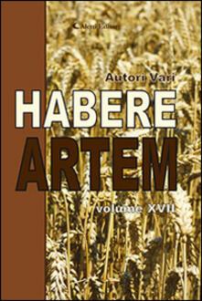 Habere artem. Vol. 17 - copertina