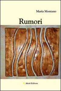 Libro Rumori Maria Montano