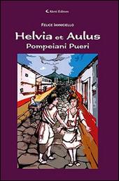Helvia et Aulus pompeiani pueri
