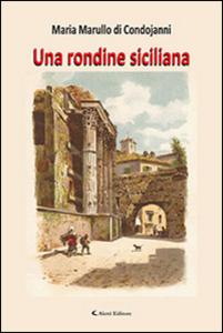 Libro Una rondine siciliana Maria Marullo di Condojanni