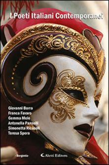 I poeti italiani contemporanei. Bergenia - copertina