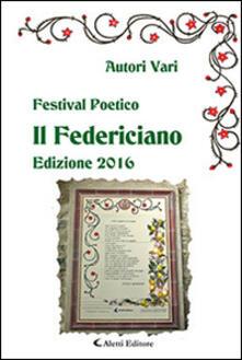 Il Federiciano 2016. Libro verde - copertina
